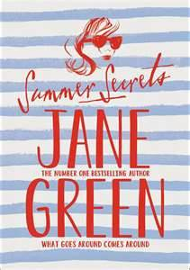 UK cover of summer secets